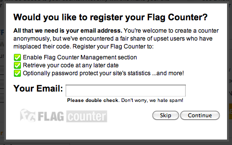 Flag Counter | My online collection